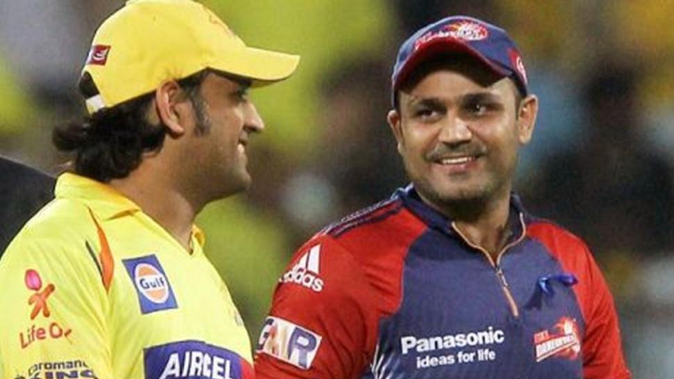 IPL 2020: जानिए धोनी को लेकर पीएम मोदी से क्यों गुहार लगा रहे हैं वीरेंद्र सहवाग?
