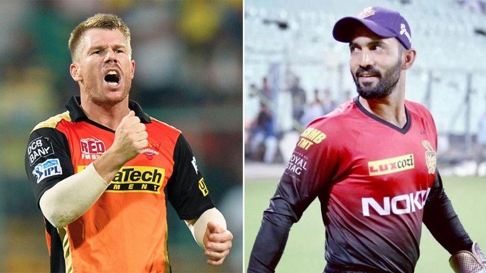 IPL 2020: KKR vs SRH जानिए पिछले 5 मैचों में कौन आगे?
