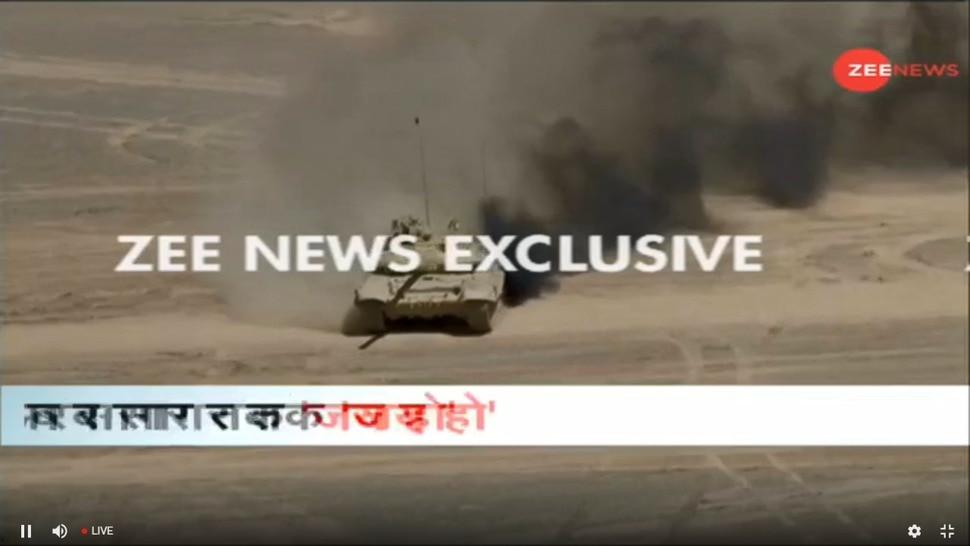 भारत ने पूर्वी लद्दाख में तैनात की टैंक रेजिमेंट, चीन को दिया ये बड़ा संदेश