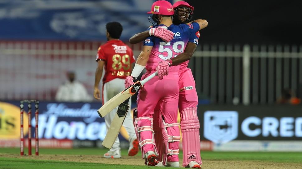 Rajasthan Royals Wins