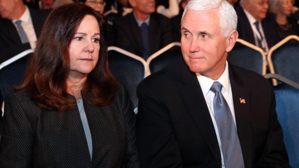 US उपराष्ट्रपति माइक पेंस और उनकी पत्नी की कोरोना रिपोर्ट आई निगेटिव