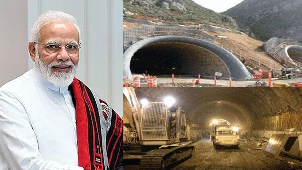 PM मोदी आज करेंगे दुनिया में सबसे लंबी राजमार्ग सुरंग का उद्घाटन