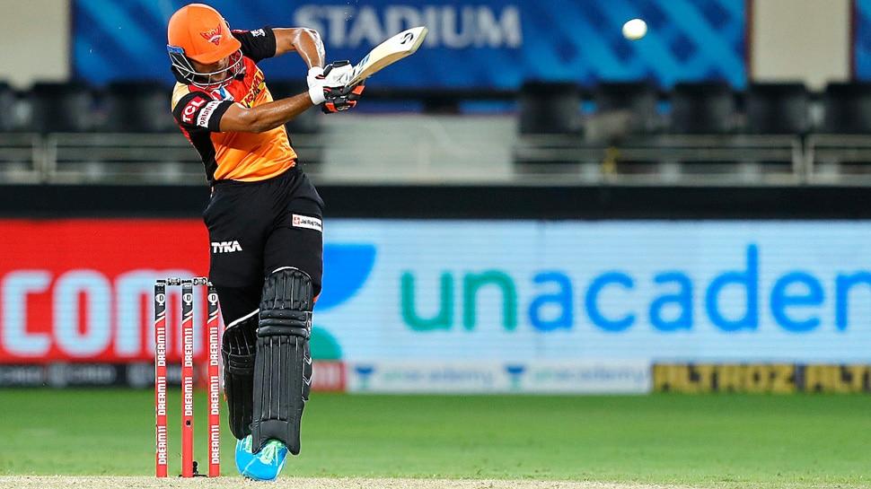 Priyam Garg Man of the Match