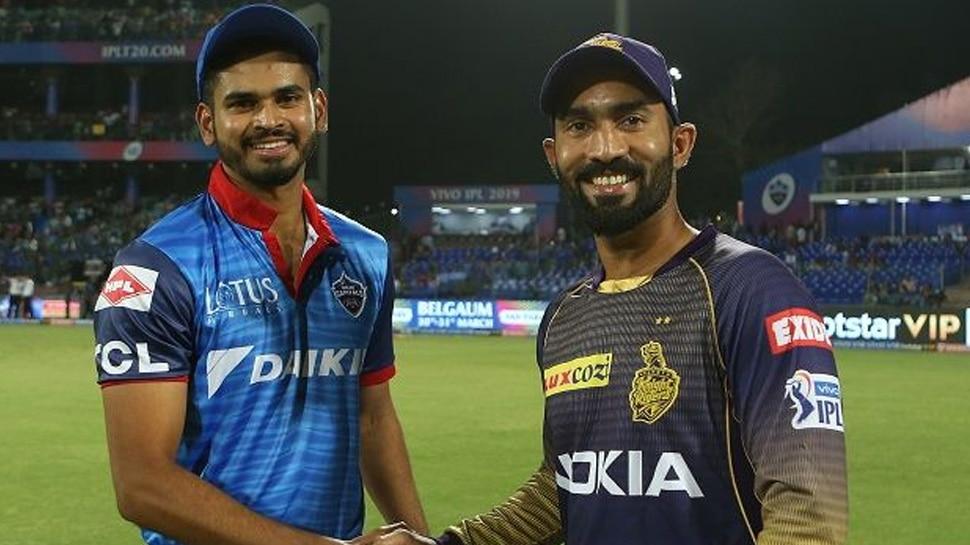 IPL 2020: DC और KKR के इन खिलाड़ियों को मिल सकता है प्लेइंग XI में मौका