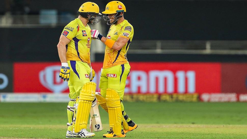 IPL 2020: CSK opener Shane Watson opens up on Batting with Faf Du Plessis |  IPL 2020: जानिए फाफ डुप्लेसी के साथ पार्टनरशिप पर क्या बोले शेन वॉटसन -  Only Hindi News Today