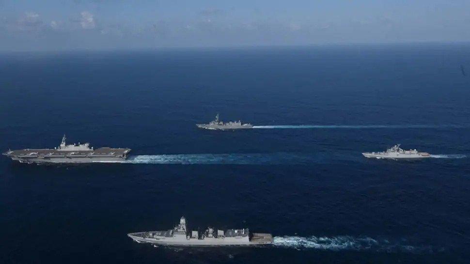 QUAD देशों की आज टोक्यो में बड़ी बैठक, चीन से निपटने की बन सकती है रणनीति