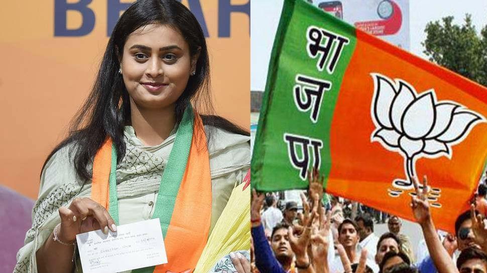 बिहार चुनाव 2020: BJP ने जारी की 27 उम्मीदवारों की सूची, श्रेयसी सिंह को जमुई से मिला टिकट