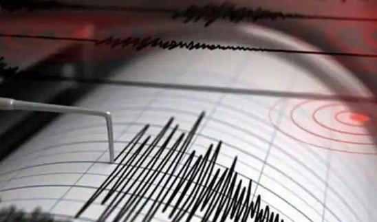 मणिपुर के उखरुल में भूकंप के झटके, रिक्टर पैमाने पर 4.3 रही तीव्रता