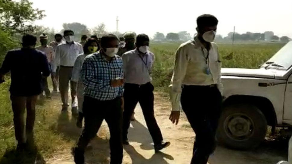 हाथरस कांड: एक हफ्ते में जांच पूरी नहीं कर सकी SIT, मुख्यमंत्री योगी ने दिए 10 और दिन