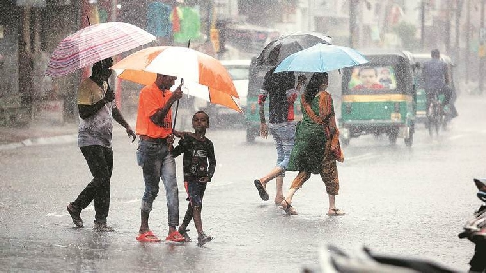 MP में फिर मानसून की दस्तकः मंडला-डिंडौरी तरबतर; भोपाल सहित कई जिलों में भारी बारिश का Alert