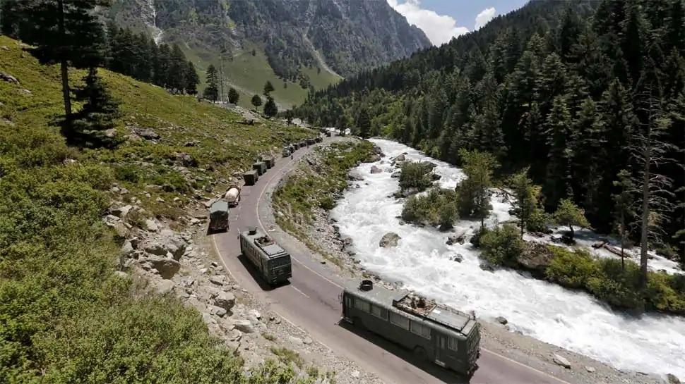 अमेरिका का दावा, चीन ने भारत की सीमा पर भेजे 60000 सैनिक