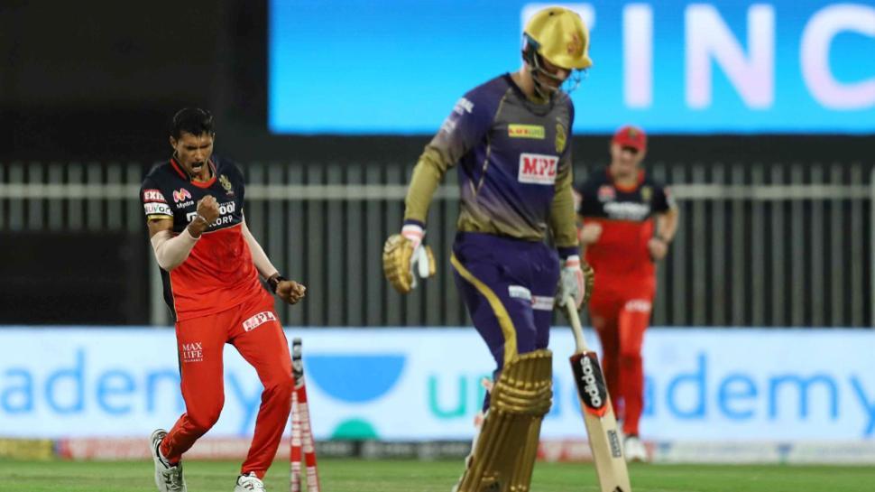 IPL 2020: KKR vs RCB, आरसीबी ने 82 रनों से केकेआर को दी शिकस्त