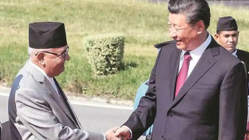 चीन ने नेपाल की जमीन पर कब्जा किया है? ओली सरकार पर उठे ये गंभीर सवाल