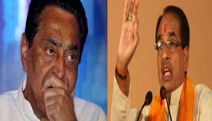 सच्चा v/s झूठा: शिवराज के कांग्रेस सरकार गिराने वाले बयान पर घमासान, CM के नार्को टेस्ट की मांग