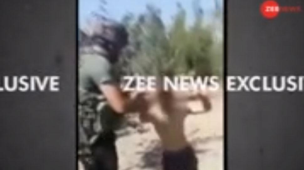 VIDEO: सेना ने आतंकी को कराया सरेंडर, भावुक फैमिली ने आर्मी को सराहा