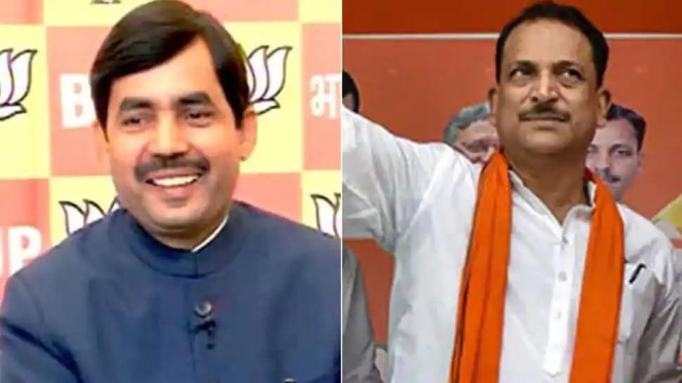बिहार चुनाव 2020: BJP के स्टार प्रचारकों में शामिल हुए शाहनवाज हुसैन और रूडी