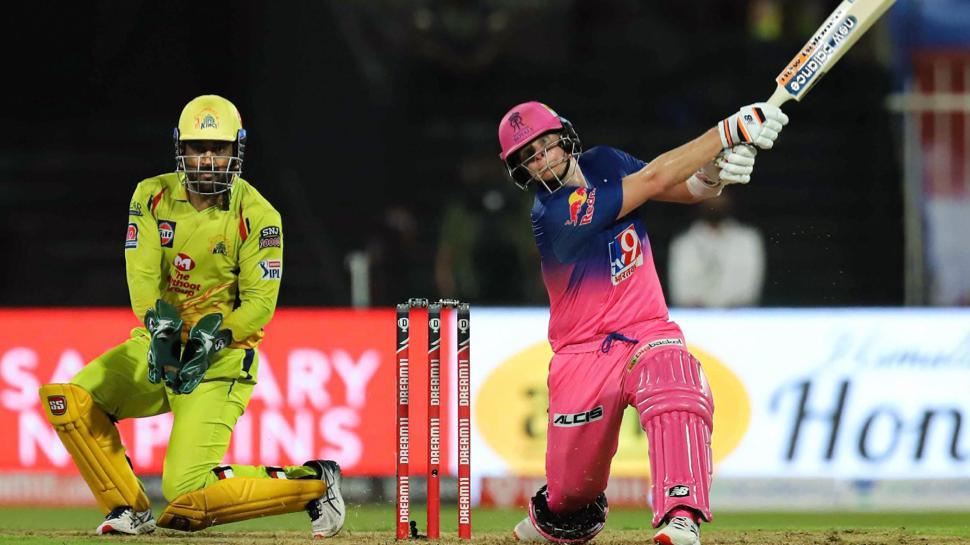 IPL 2020: CSK vs RR, राजस्थान ने चेन्नई को 7 विकेट से धोया