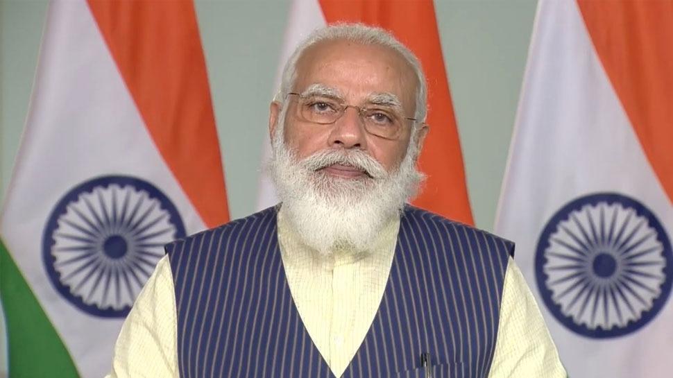 PM MODI TODAYS LIVE VIDEO TELECAST