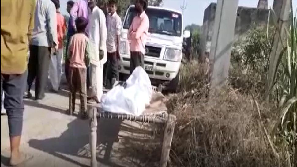 बागपत: खेत में मिला किसान का शव, अज्ञात बदमाशों ने की गला दबाकर हत्या