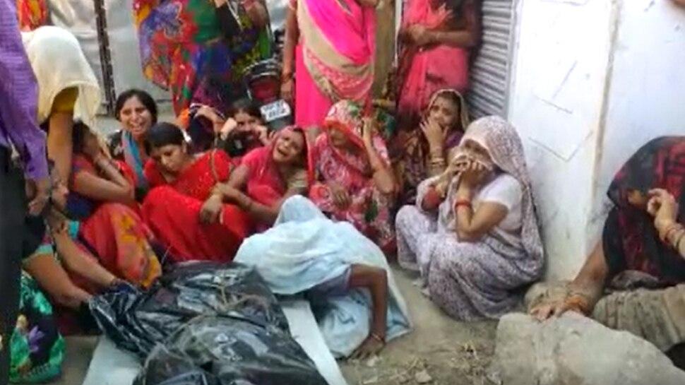 केवल पति से अफेयर के 'शक' पर पड़ोसन की कर दी हत्या, सरेआम चाकू से काट दिया गला
