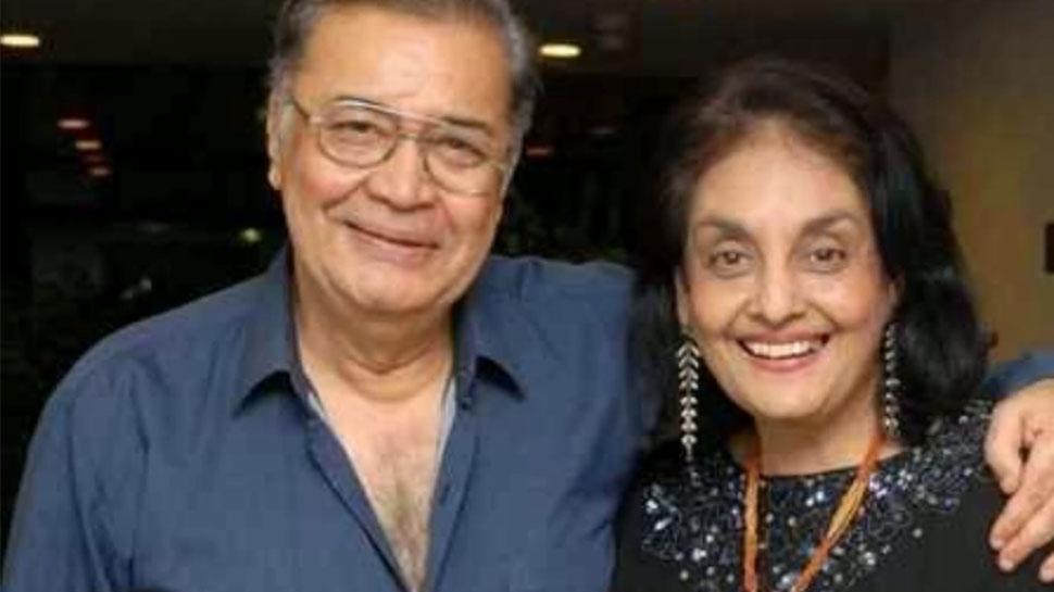 Fell in love with Ashok Kumar's daughter