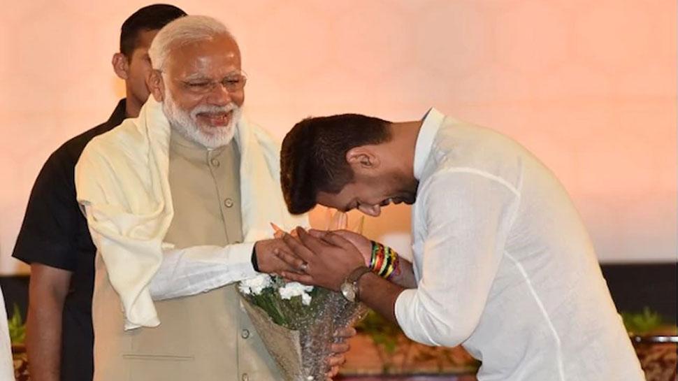 पिता को याद कर भावुक हुए चिराग पासवान, इस बात के लिए PM मोदी को दिया धन्यवाद