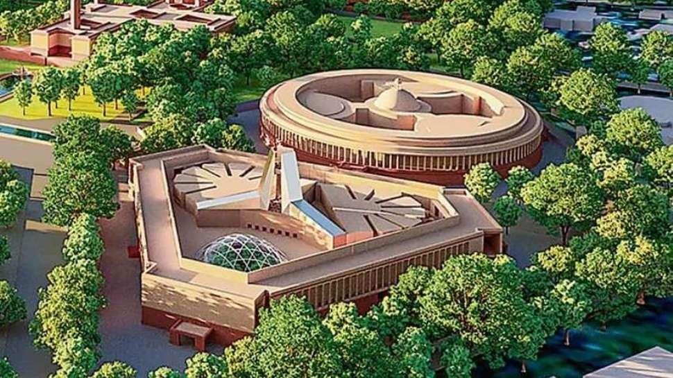 नये संसद भवन का निर्माण कार्य दिसंबर 2020 में होगा शुरू, अक्टूबर 2022 में होगा पूरा
