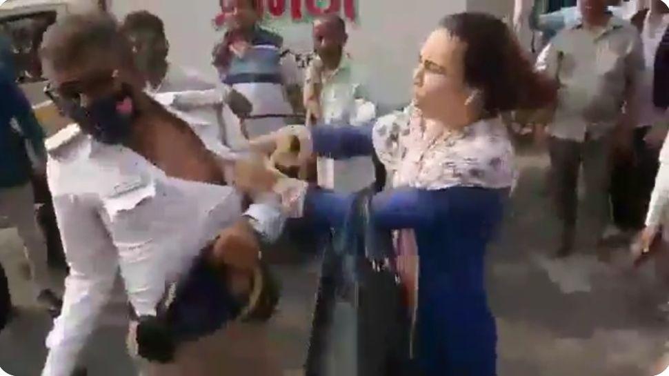 मुंबई ट्रैफिक पुलिस के कांस्टेबल की पिटाई से खफा हुए संजय राउत, तुरंत कार्रवाई के दिए निर्देश