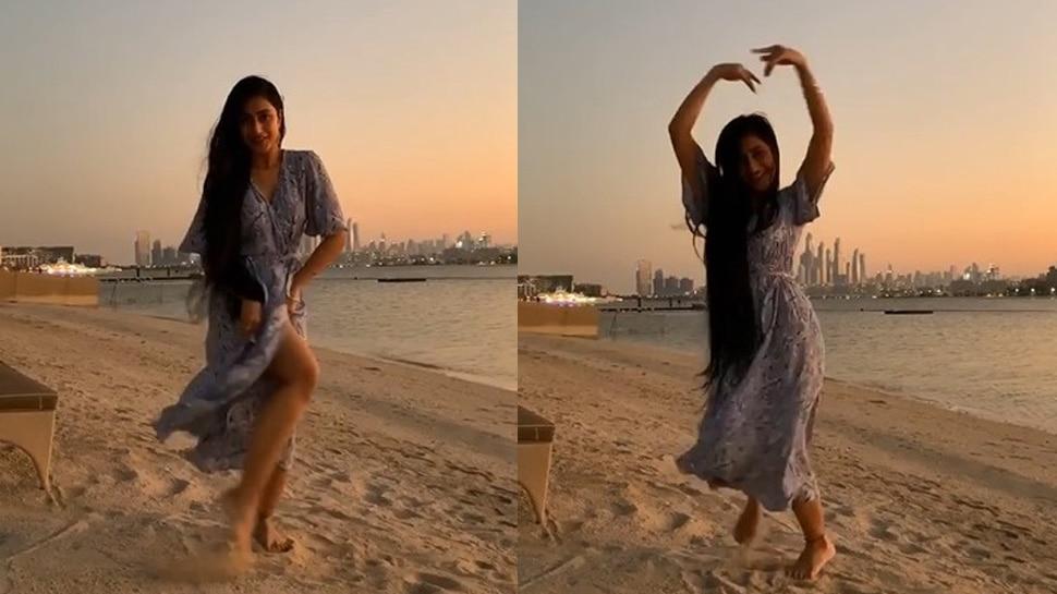 युजवेंद्र चहल की मंगेतर धनश्री वर्मा बनी 'लैला', टोनी कक्कड़ के गाने पर दिखाया जलवा