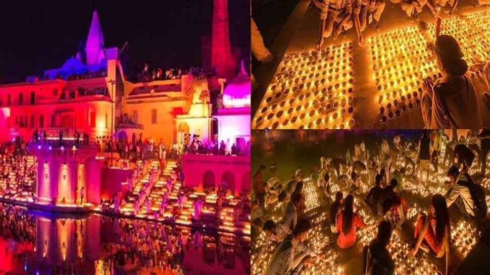 दीपों से फिर जगमग होगी राम नगरी, ऐतिहासिक ढंग से मनाई जाएगी 'त्रेतायुग' जैसी दीपावाली