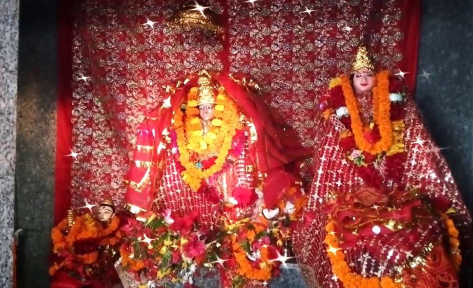 Navratri special: देवी तरकुलही माई धाम, क्रांति गाथा से जुड़ी है माता की महिमा