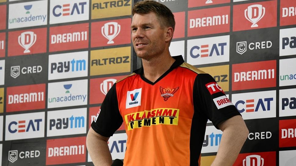 IPL 2020: हार के बावजूद डेविड वॉर्नर ने जताई प्लेऑफ में पहुंचने की उम्मीद