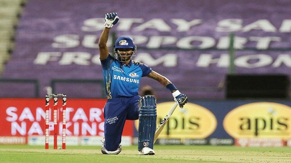 IPL में Black Lives Matter का समर्थन, घुटने के बल बैठा ये स्टार खिलाड़ी