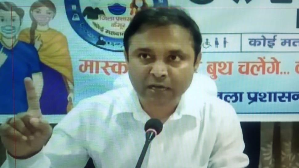 बिहार चुनाव: EVM मशीन से छेड़छाड़ करने वालों को गोली मारने का आदेश
