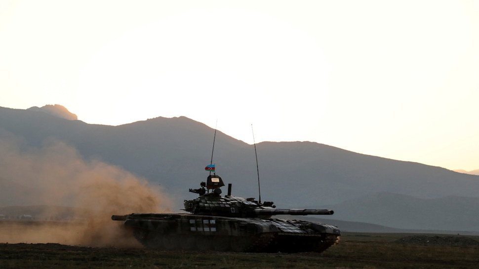 अर्मेनिया-अजरबैजान: शांति की कोशिश बेकार, फिर शुरू हो गई जंग