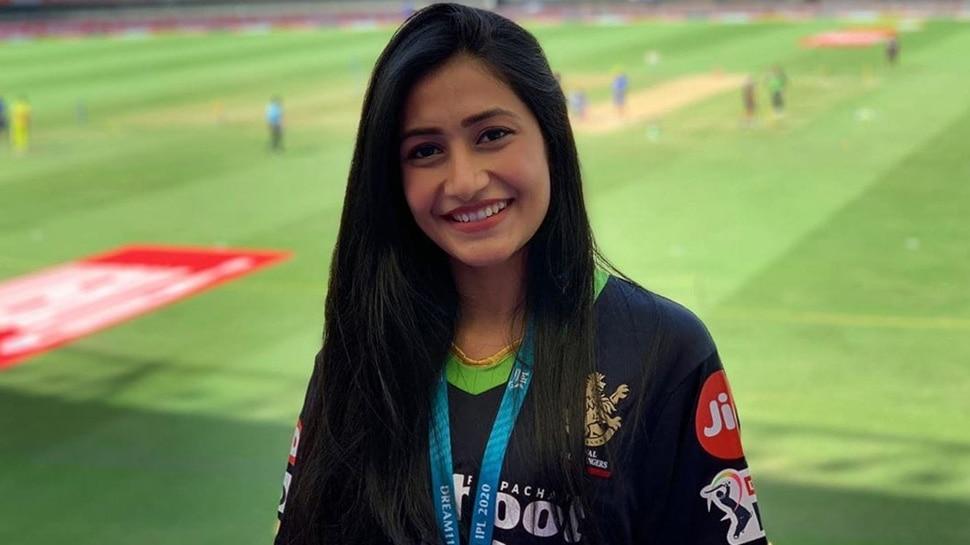 IPL 2020: Yuzvendra Chahal fiance Dhanashree Verma smile will make you her fan