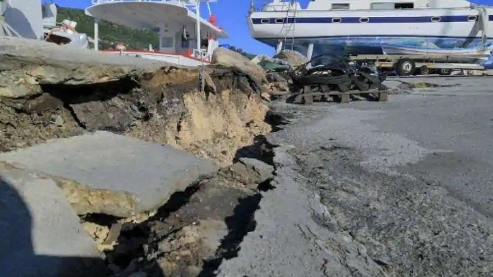 तुर्की और ग्रीस में भूकंप के तेज झटके, रिक्टर स्केल पर तीव्रता 7 मापी गई