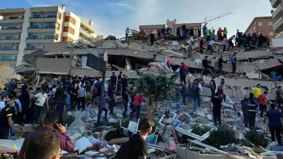 तेज भूकंप के बाद तुर्की और ग्रीस पर मंडरा रहा दोहरा खतरा