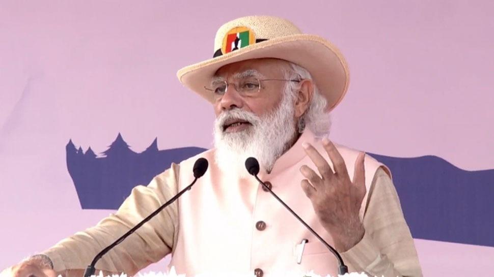 देश कभी पुलवामा हमले को भूल नहीं सकता, कुछ ने इस पर भी की राजनीति: PM मोदी