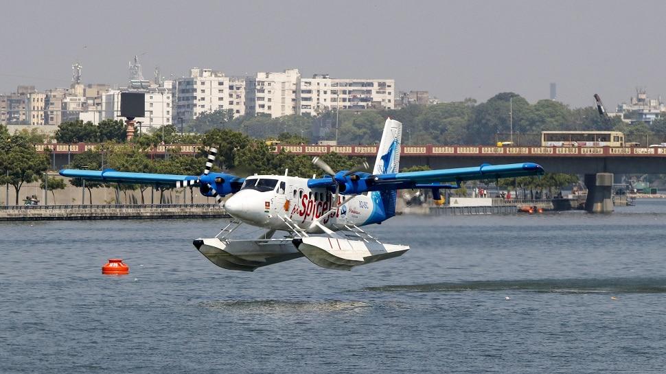 Spicejet देश के अन्य शहरों में शुरू कर सकती है SeaPlane सेवा, सूरत भी होगा लिंक