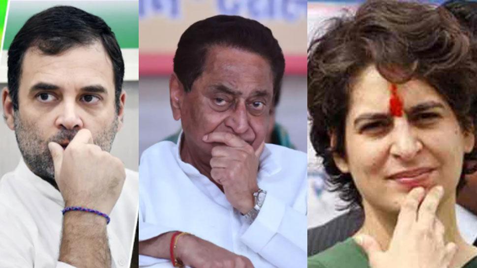 तो मध्य प्रदेश उपचुनाव से इसलिए दूर रहे राहुल और प्रियंका गांधी
