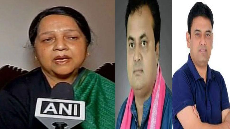 जोगी की पार्टी में दो फाड़: धरमजीत-रेणु  BJP का, देवव्रत और प्रमोद कर रहे कांग्रेस का सपोर्ट