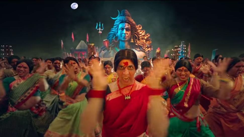 Bam Bholle Song Out: लाल साड़ी में खतरनाक अंदाज में डांस करते दिखे Akshay Kumar