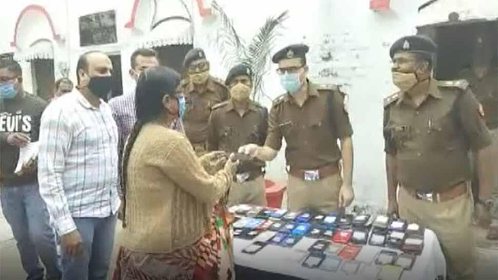 बरेली पुलिस ने 'मोबाइल की रौशनी' से जगमग की दिवाली, 105 लोगों को ऐसे हुआ 'शुभ-लाभ'