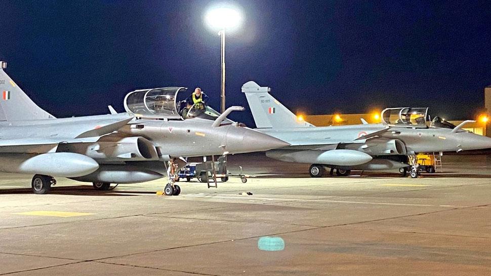 वायुसेना को मिले 3 और रफाल, फ्रांस से नॉनस्टॉप सफर कर भारत पहुंचे लड़ाकू विमान
