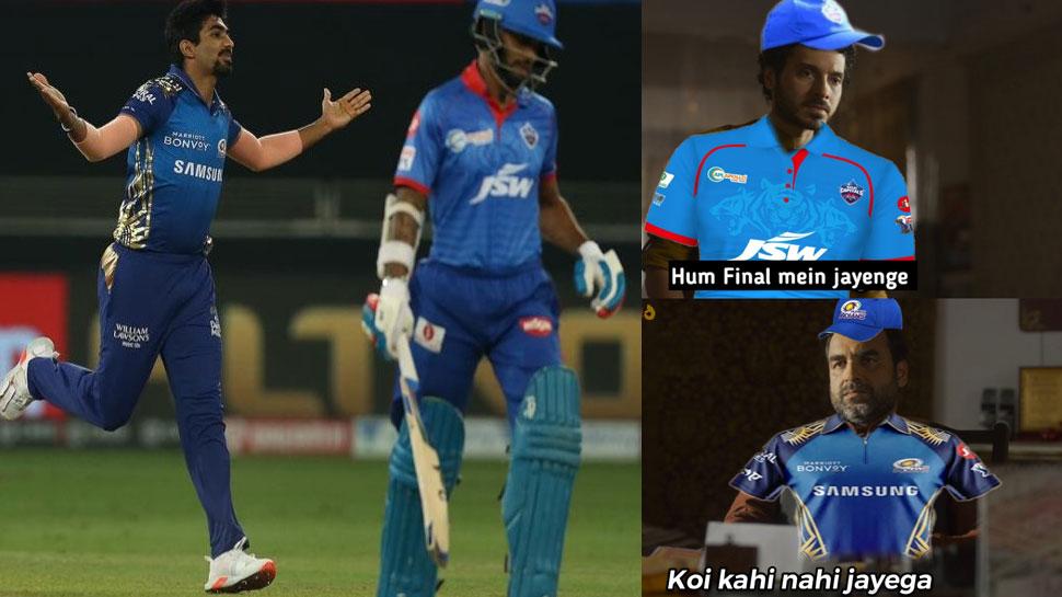 IPL 2020: दिल्ली कैपिटल्स की हार को लेकर सोशल मीडिया पर आई MEMES की बाढ़