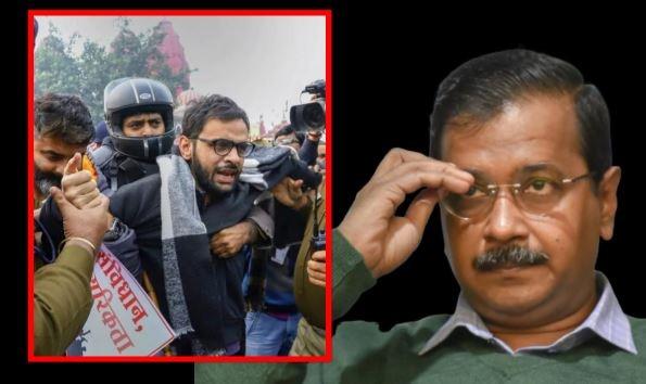 Delhi Riots Case: उमर खालिद के खिलाफ UAPA के तहत केस चलाने को मंजूरी