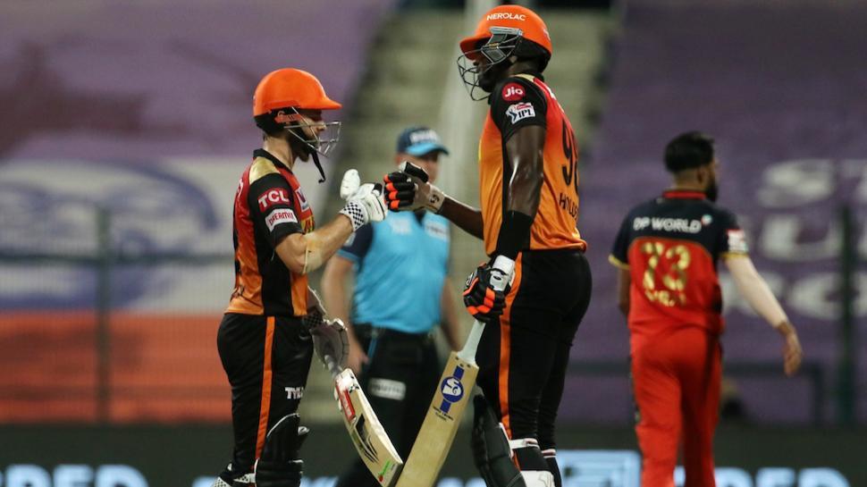 IPL 2020 Eliminator: RCB vs SRH, बैंगलोर को 6 विकेट से हराकर क्वालीफायर 2 में पहुंची हैदराबाद