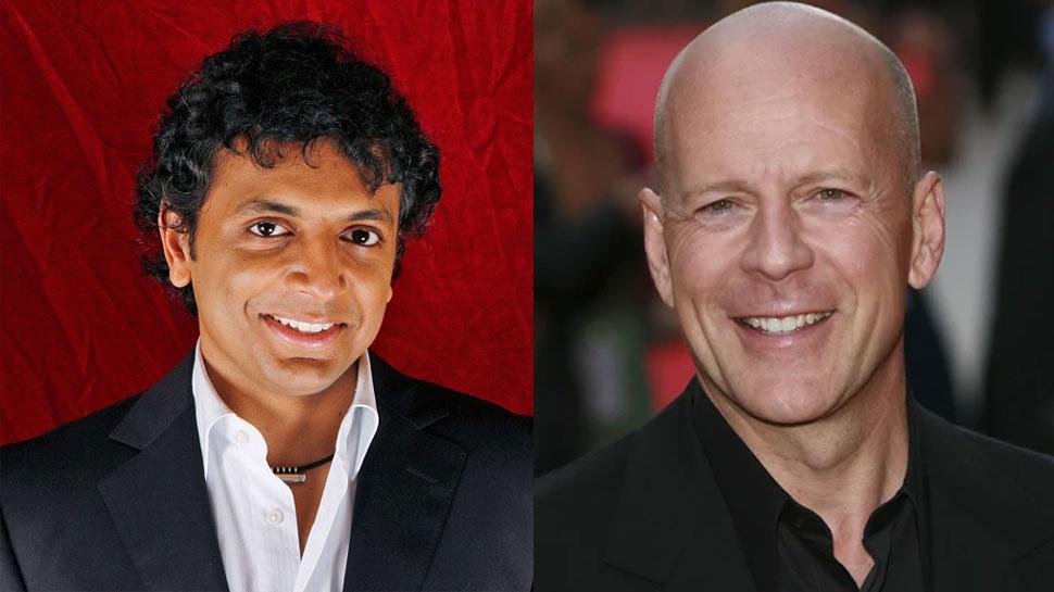 इस भारतीय मूल के डायरेक्टर ने हॉलीवुड स्टार ब्रूस विलिस को बताया 'बड़ा भाई'