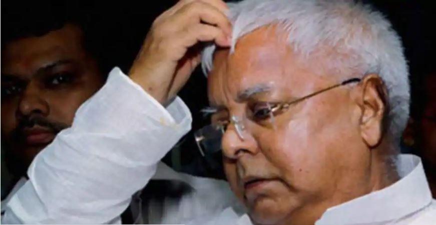 बिहार चुनाव की वजह से मानसिक तनाव में लालू, बिगड़ी तबियत
